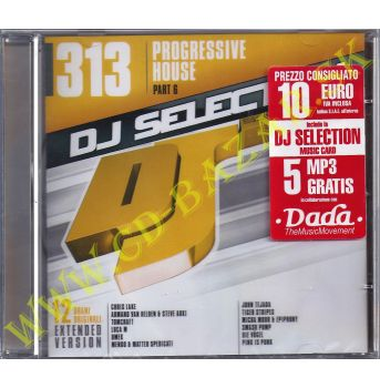 Various Artists - DJ Selection 313 (Progressive House Part 6)