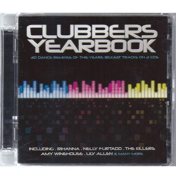 Various Artists - Clubbers Yearbook